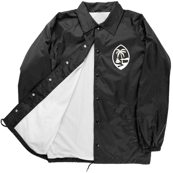 Chamorro Palm Windbreaker Jacket Limited Edition