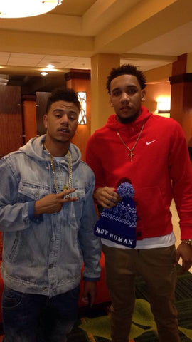 Lil fizz and not human