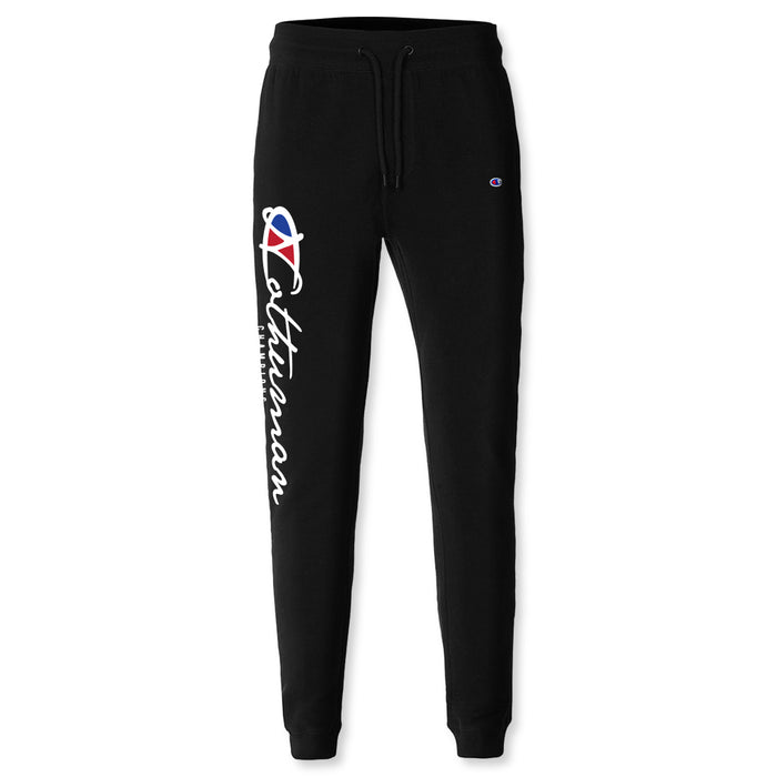 NOT HUMAN CHAMPIONS SWEATS - Black