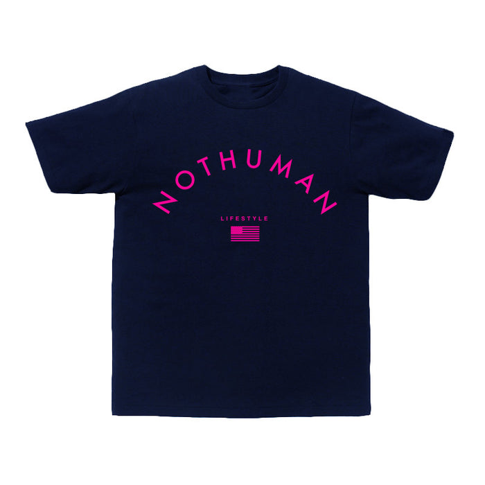 Not Human, LIFESTYLE NECESSITY TEE   TShirt, urban graphic streetwear clothing