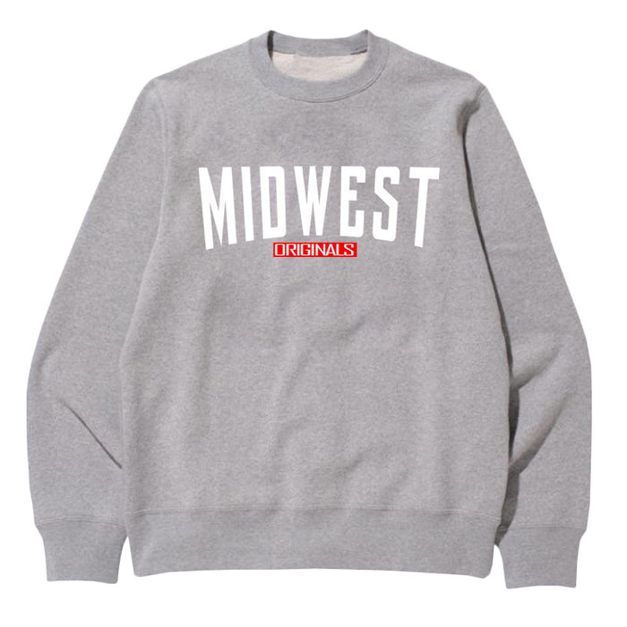 Not Human, MIDWEST ORIGINAL SWEATER - Sweater, urban graphic streetwear clothing