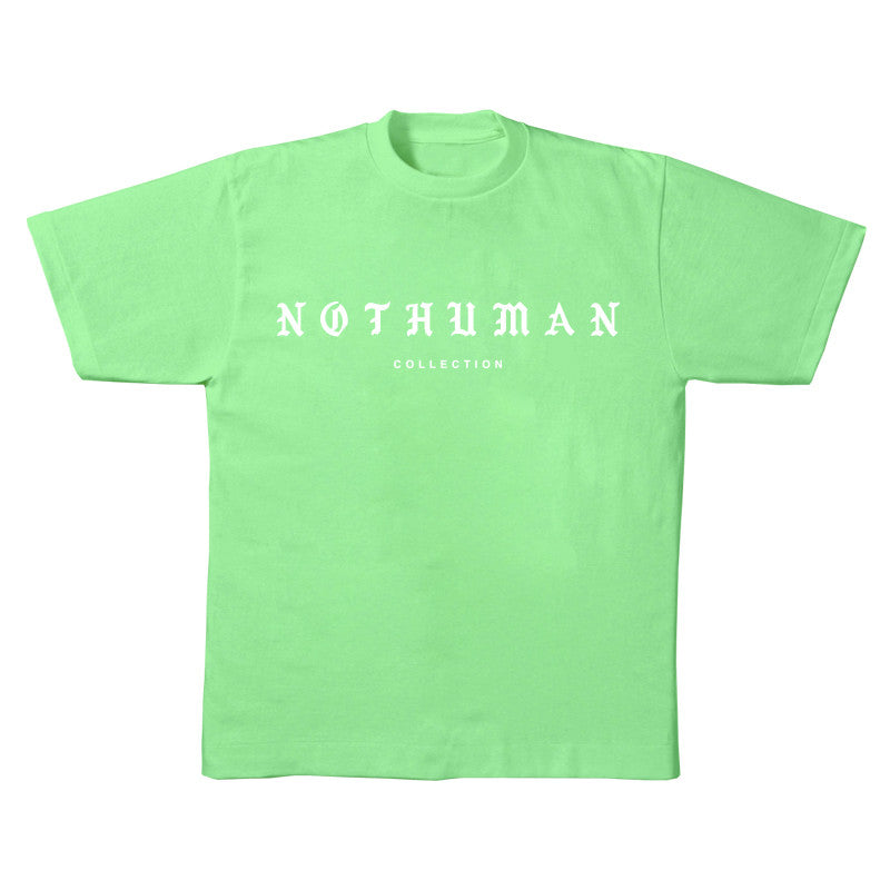 Not Human, P.A.B.L.O. TEE - TShirt, urban graphic streetwear clothing