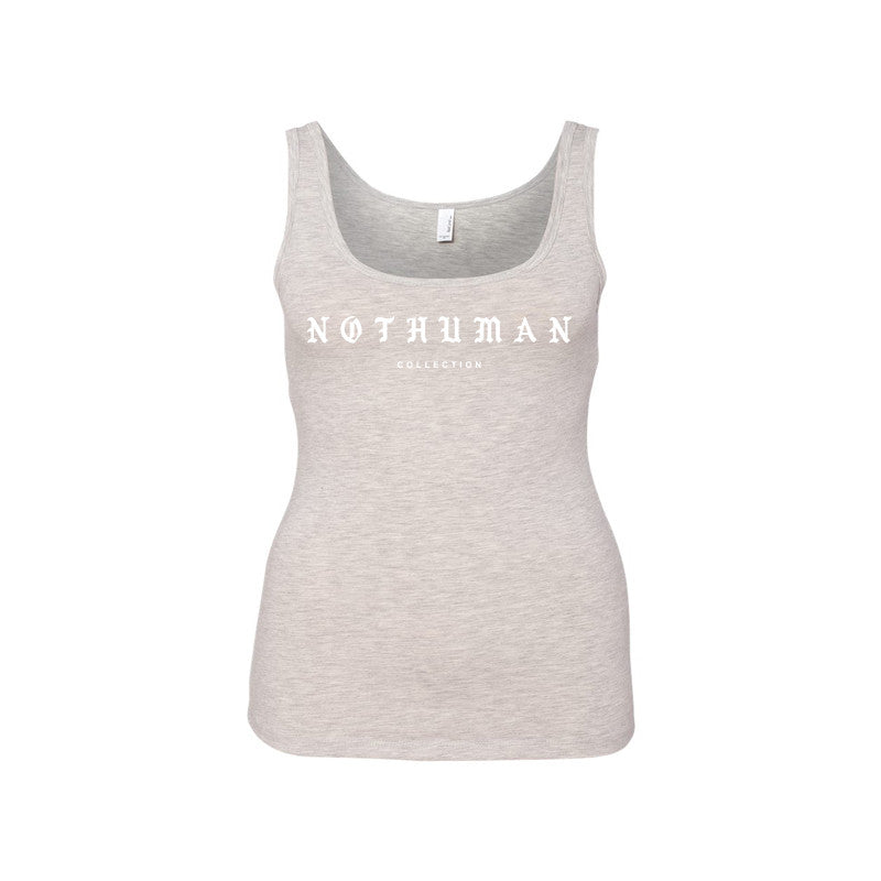 Not Human, P.A.B.L.O. LADIES TANK TOP - TANK TOP, urban graphic streetwear clothing