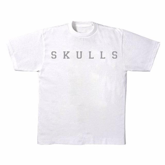 Not Human, SKULLS TEE - TShirt, urban graphic streetwear clothing