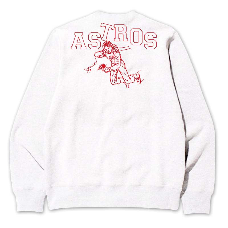 Not Human, ASTRO PILOT SWEATER - Sweater, urban graphic streetwear clothing