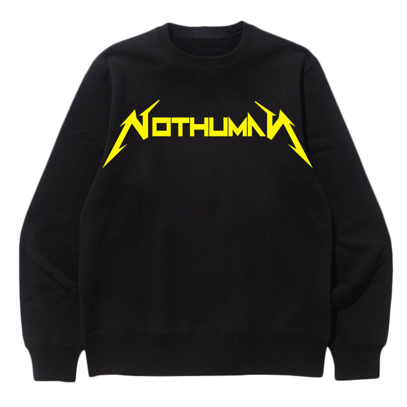 Not Human, ROCKSTAR SWEATER - Sweater, urban graphic streetwear clothing