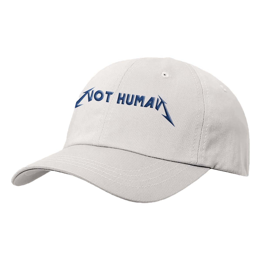 Not Human, ROCKSTAR DAD HAT - Hat, urban graphic streetwear clothing