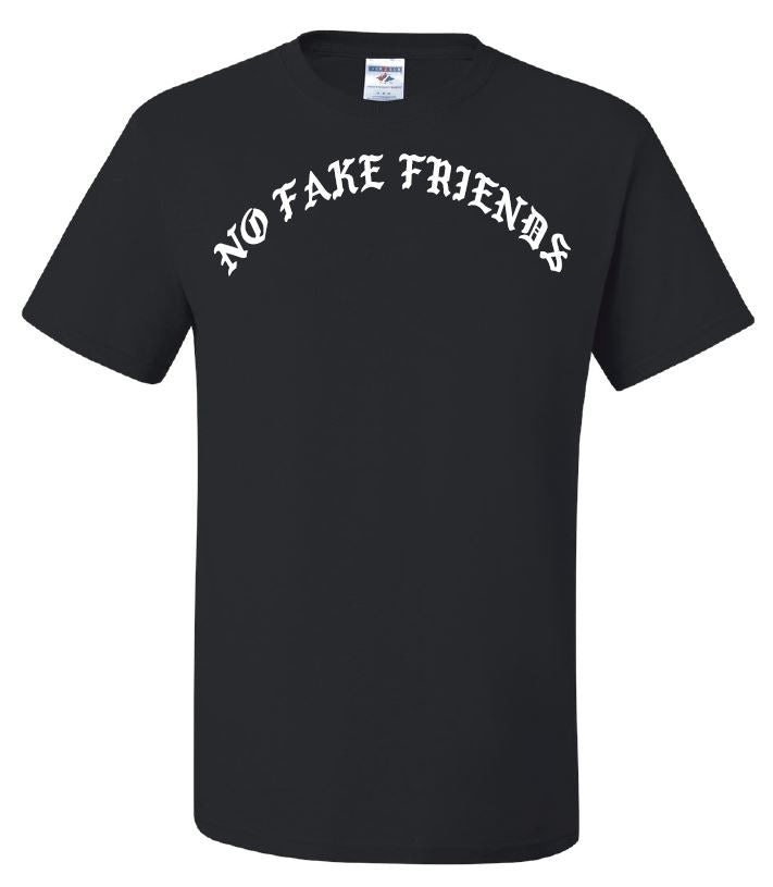 Not Human, No Fake Friends Not Human Tshirt - TShirt, urban graphic streetwear clothing