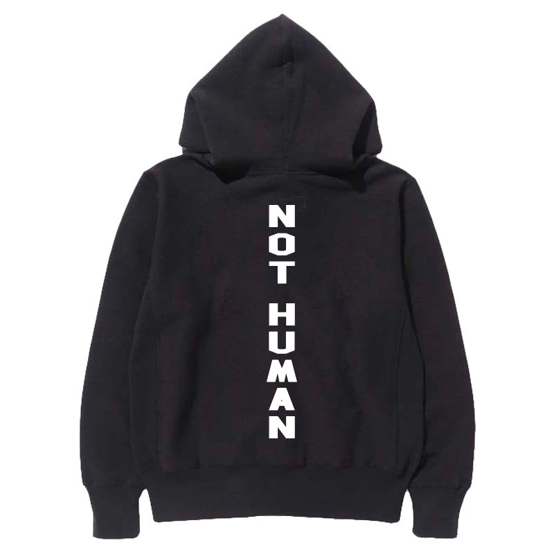 Not Human, NH YANKEE HOODIE - Hoodie, urban graphic streetwear clothing