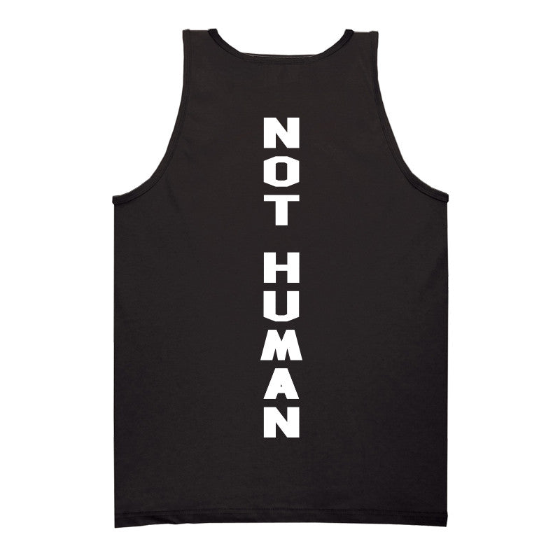 Not Human, NH YANKEE TANK - TANK TOP, urban graphic streetwear clothing