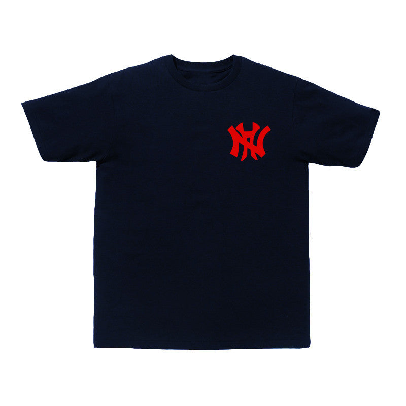 Not Human, NH YANKEE TEE - TShirt, urban graphic streetwear clothing