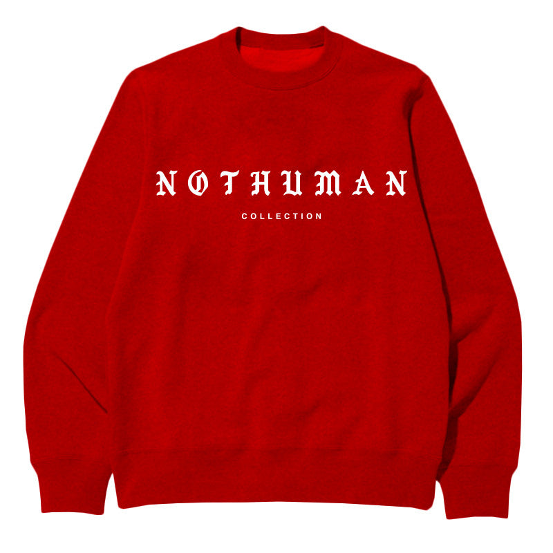 Not Human, P.A.B.L.O. SWEATER - Sweater, urban graphic streetwear clothing