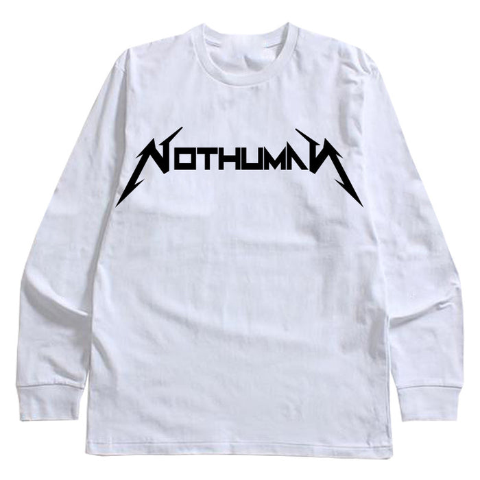 not human rockstar long sleeve tshirt urban graphic streetwear