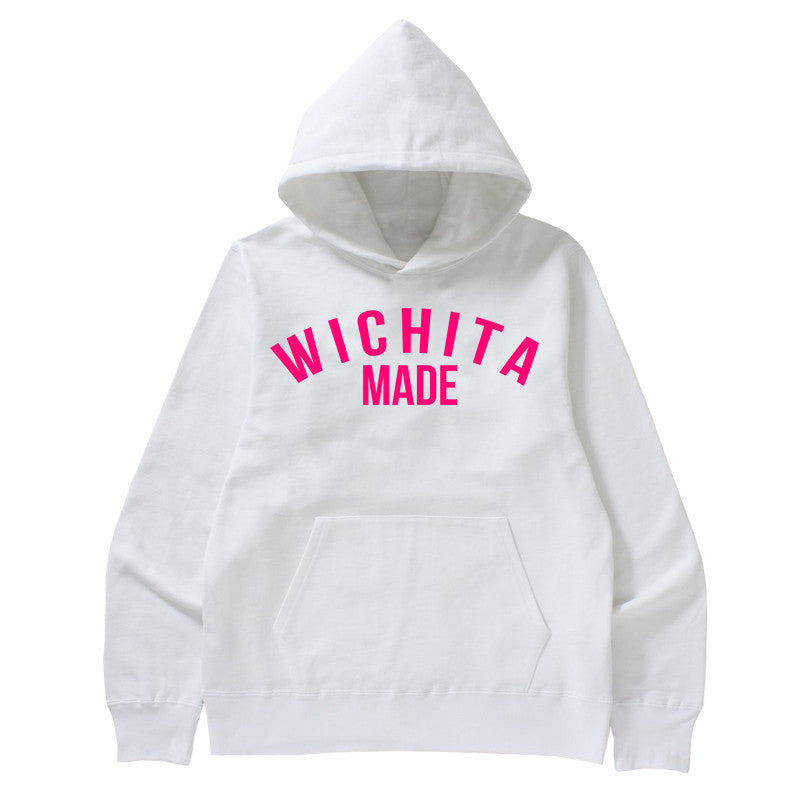 Not Human, WICHITA MADE HOODIE - Hoodie, urban graphic streetwear clothing