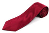100% Silk Extra Long Solid Tie for Big and Tall Men