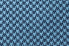 100% Silk Extra Long Tie - Houndstooth Pattern for Big and Tall Men