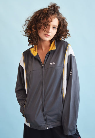 90's retro FILA sports tracksuit jacket