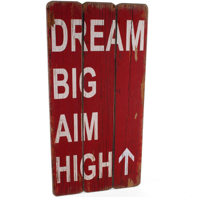 Dream big plaque - trendy-gifts