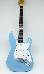 Fender Stratocaster - Sonic Blue Finish - trendy-gifts  - 1