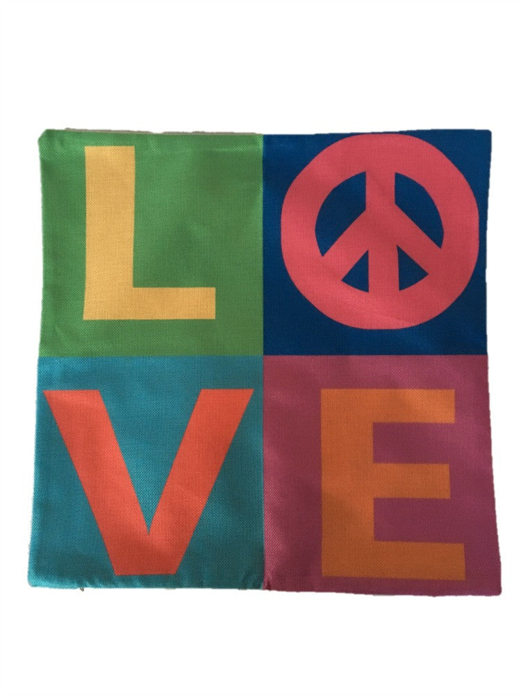 Cushion Cover - LOVE
