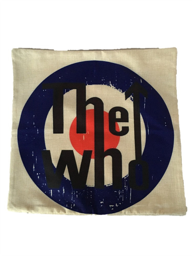 Cushion Cover - The WHO