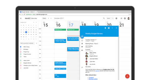 What's New in Google Calendar