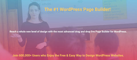 Build Beautiful Pages - The Best Free Page Builder for WordPress