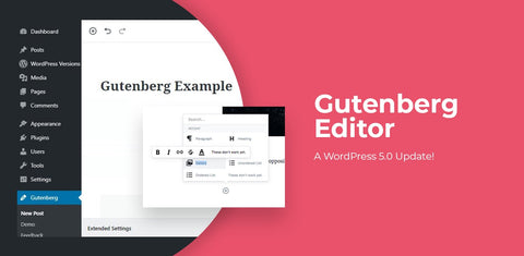 The Many Features of the Gutenberg Editor (Block Editor)
