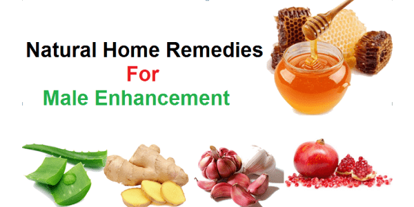 Natural Home Remedies For Male Enhancement