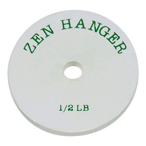 Weight Discs - Half Pound Penis Hanging Weight - Zen Hanger
