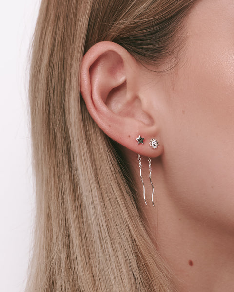 Astral Pull-Through Earring