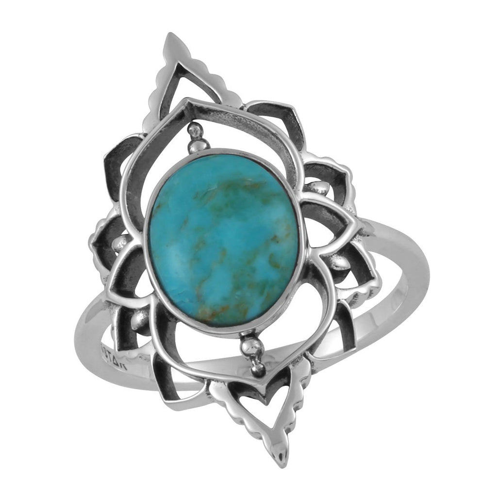 Transcend Turquoise Ring