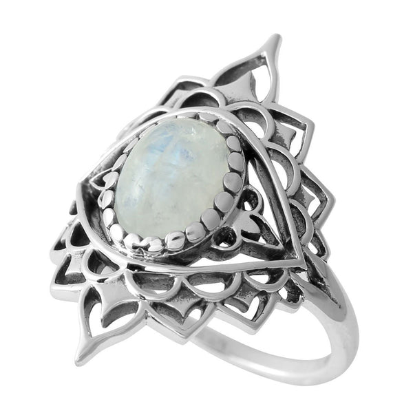 Riad Rainbow Moonstone