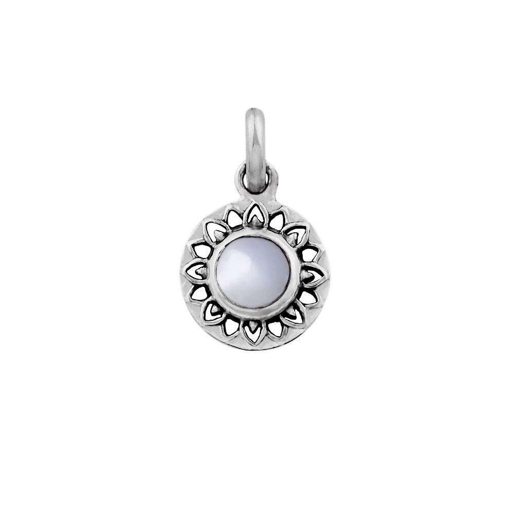 Blossoming Dreams Pearl Neck Charm