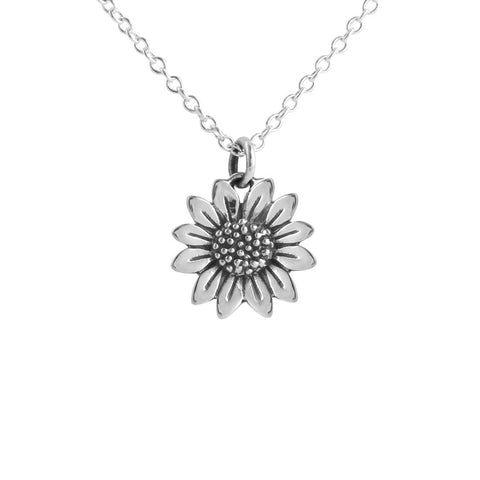 Blossoming Sunflower Choker