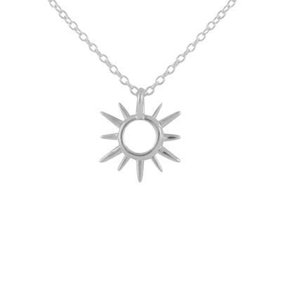 Open Sunshine Necklace