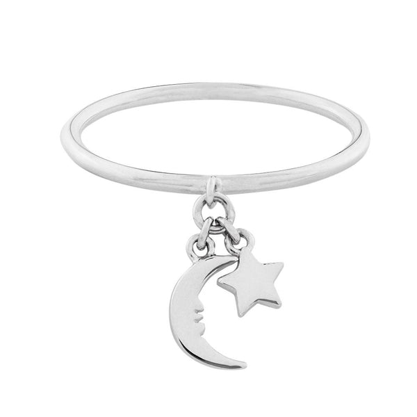 Astrology Charm Ring
