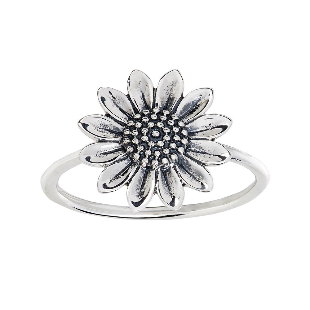 Giant Sunflower Ring
