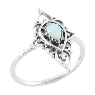 Majestic Opal Ring