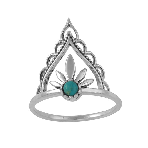 Guidance Turquoise Ring