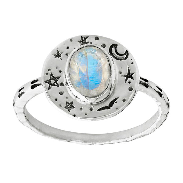 Alchemy Moonstone Ring