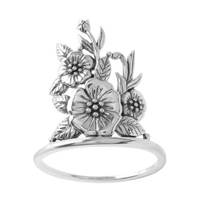 Hibiscus Dreams Ring