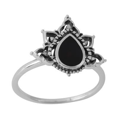 Miracle Onyx Ring