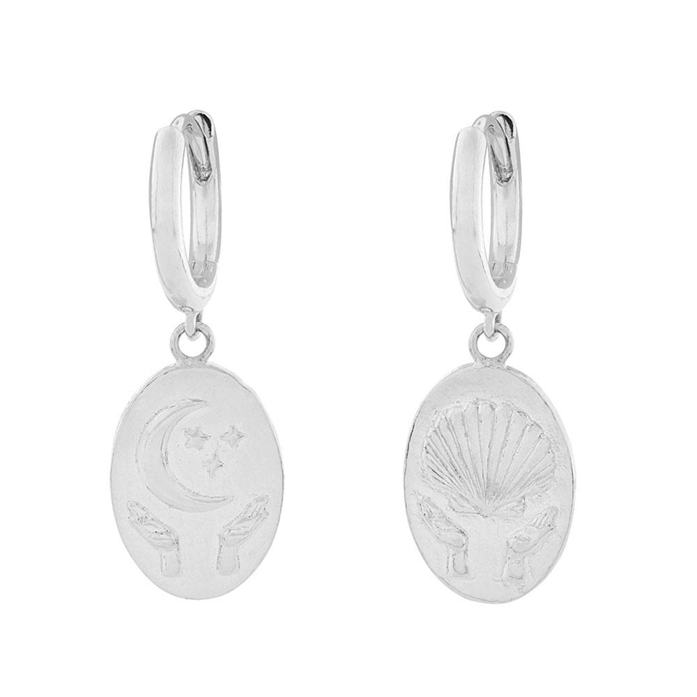 Trust Sterling Silver Earrings