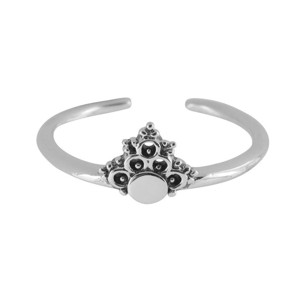 Mystic River Adjustable Midi Ring