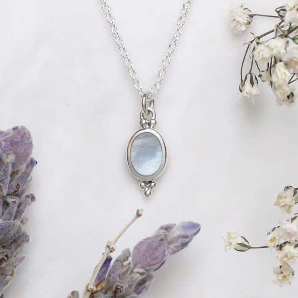 Moon Song Pearl Necklace