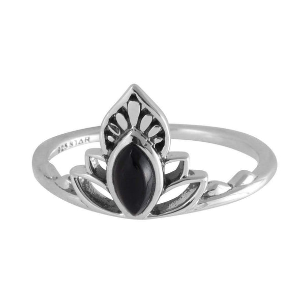Discovery Onyx Ring