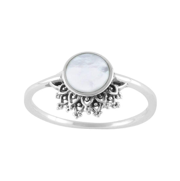 Halley's Comet Pearl Ring