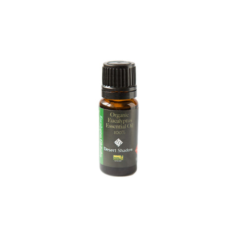 Desert Shadow Organic Eucalyptus Essential Oil