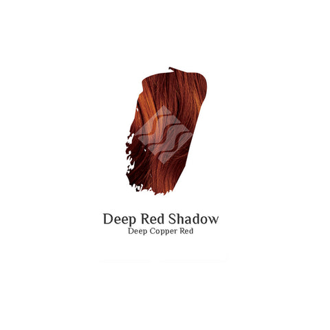 Desert Shadow Organic Hair Colour - Deep Red Shadow (100g)